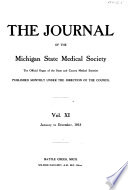 The Journal of the Michigan State Medical Society