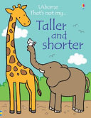 That s Not My Taller and Shorter