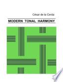 Modern Tonal Harmony
