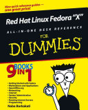 Red Hat Fedora Linux 2 All-in-One Desk Reference For Dummies ebook