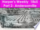 Harper's Weekly 1865 Part 2 - Andersonville