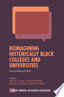 Reimagining Historically Black Colleges and Universities
