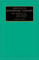 Perspectives on Bioinorganic Chemistry