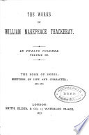 The Works of Thackeray