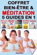Coffret Bien-être & Méditation : 4 eBooks en 1