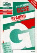 Gcse Study Guide Spanish