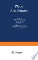 Place Attachment Book
