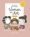Little People  Big Dreams  Women in Art
