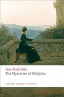 Cover of The Mysteries of Udolpho