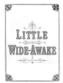 Little wide-awake, annual for children