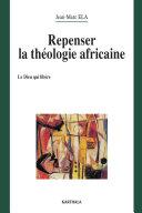 Pdf Repenser la théologie africaine Telecharger
