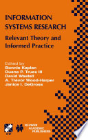 Information Systems Research Book PDF