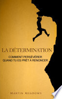 La détermination Pdf/ePub eBook