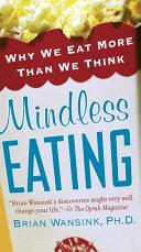 Mindless Eating Pdf/ePub eBook