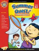 Summer QuestTM  Grades K   1