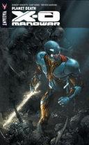 X O Manowar Vol  3  Planet Death