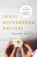 Why Motherhood Matters Book PDF