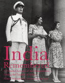 India Remembered Book