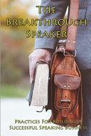 The Breakthrough Speaker