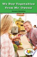 We Buy Vegetables from Mr  Owens