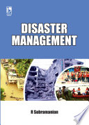 """""""Disaster Management"""" by R. Subramanian"""
