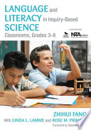 Language and Literacy in Inquiry Based Science Classrooms  Grades 3 8