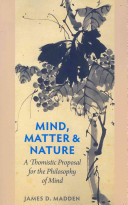 Mind  Matter  and Nature