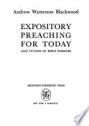 Expository Preaching for Today