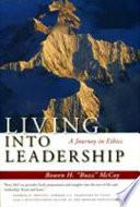 Living Into Leadership