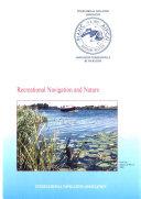 Recreational Navigation and Nature