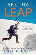 Take That Leap