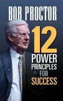 12 Power Principles for Success Book