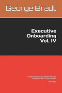 Executive Onboarding Vol  IV