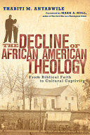 Pdf The Decline of African American Theology