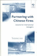 Partnering with Chinese Firms