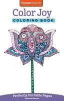 Color Joy Coloring Book Book