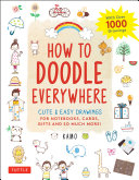 Pdf How to Doodle Everywhere Telecharger