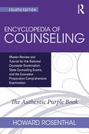 Encyclopedia of Counseling Package Book