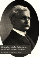 Genealogy of the Robertson  Small and Related Families