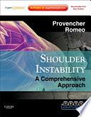Shoulder Instability  A Comprehensive Approach E Book