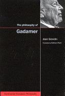Philosophy of Gadamer