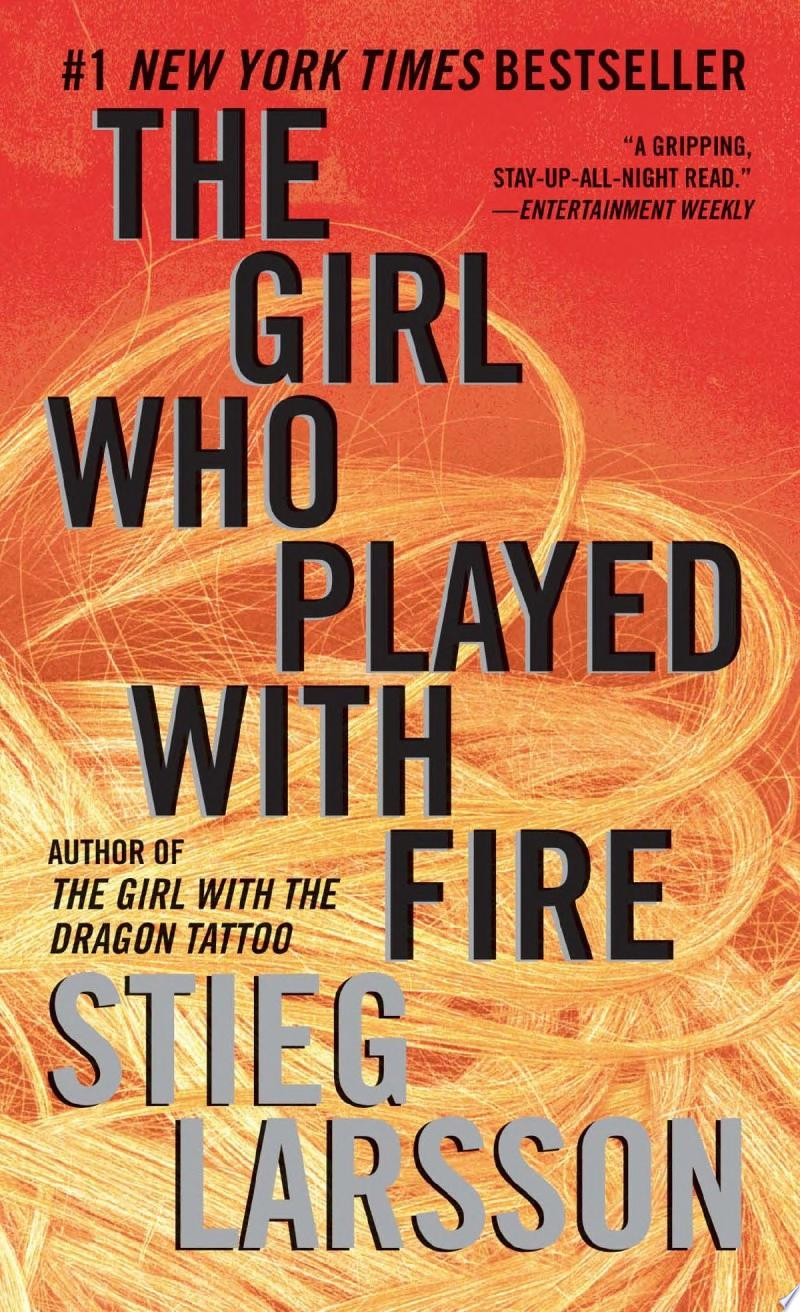 The Girl who Played with Fire banner backdrop