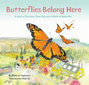 Butterflies Belong Here Book