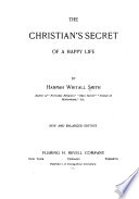 The Christian s Secret of a Happy Life