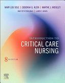 Introduction to Critical Care Nursing E Book