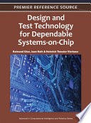 Design and Test Technology for Dependable Systems on chip