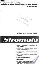 Stromata