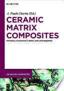 Ceramic Matrix Composites Book
