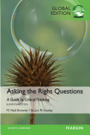 Asking the Right Questions  Global Edition Book