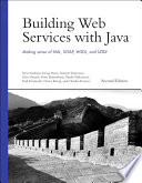 Building Web Services With Java Book PDF